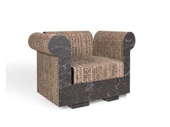 Corvasce Design - poltrona chester - Fauteuil