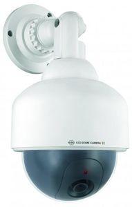 CFP SECURITE - caméra dôme murale factice - Camera De Surveillance