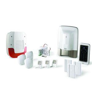 CFP SECURITE - alarme maison delta dore tyxal + kit n°2 - Alarme