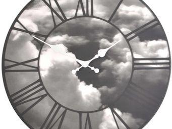 Nextime - horloge 3d clouds - Horloge Murale