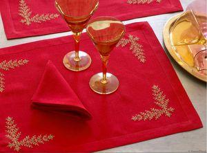 Noel - josephine - Set De Table De Noël