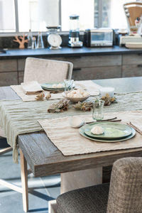 Couleur Chanvre -  - Set De Table