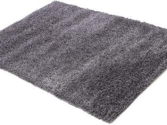 KOKOON DESIGN - tapis d'intérieur cozy 230x160cm gris - Tapis Contemporain
