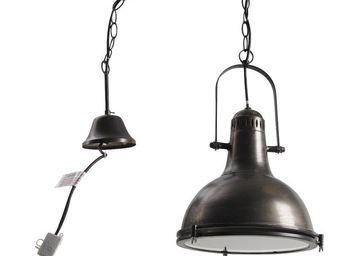 Aubry-Gaspard - lampe suspendue en métal - Lampe À Poser