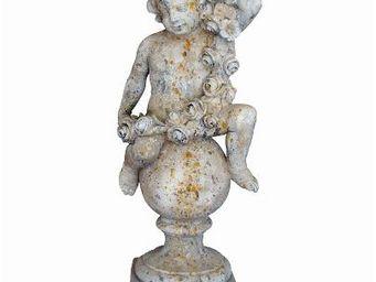 TERRES D'ALBINE -  - Statue