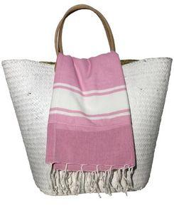 SHOW-ROOM - pink - Serviette De Hammam Fouta