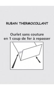 HOMEMAISON.COM -  - Ruban Thermocollant