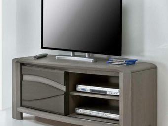 Ateliers De Langres - meuble tv oceane - Meuble Tv Hi Fi