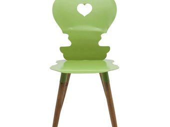 Kare Design - chaise adelheid verte - Chaise