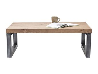 Kare Design - table basse seattle 120x70 cm - Table Basse Rectangulaire