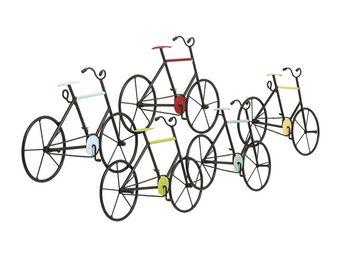 Kare Design - portemanteau mural vélo - Patère