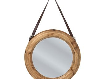 Kare Design - miroir western style gm - Miroir