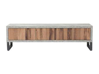 Kare Design - meuble tv seattle - Meuble Tv Hi Fi