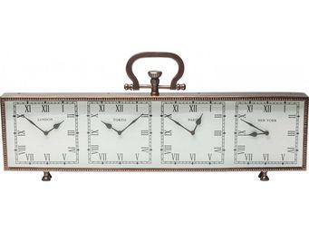 Kare Design - horloge de table timer - Horloge À Poser