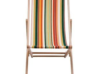 Kare Design - ensemble de 2 transats hot summer - Transat