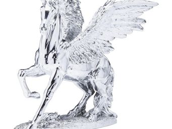 Kare Design - deco pegasus chrome - Statuette