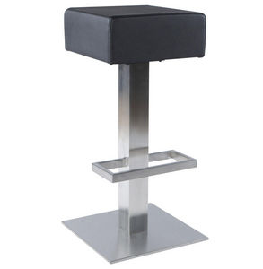 KOKOON DESIGN - tabouret de bar similicuir noble - Tabouret De Bar