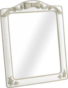 Amadeus - miroir à poser ou à fixer jade - Miroir
