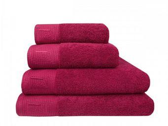 BAILET - serviette de douche uni - intemporel - Serviette De Toilette