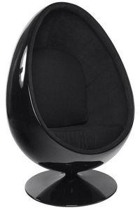 KOKOON DESIGN - fauteuil design oeuf uovo - Fauteuil Rotatif