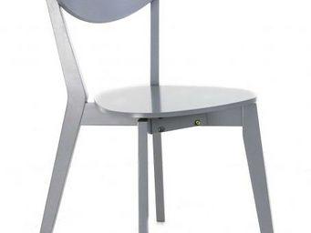 ID'CLIK - chaise scandinave en bois blink - Chaise
