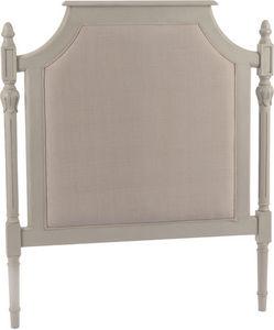 Amadeus - tête de lit en bois pour lit 1 place ypres - Tête De Lit