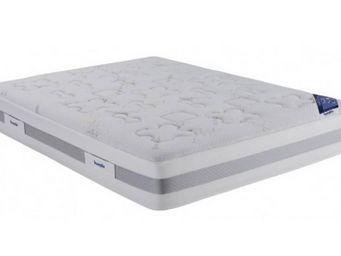 WHITE LABEL - matelas sleeping 4 dunlopillo à mémoire de forme é - Matelas À Mémoire De Forme