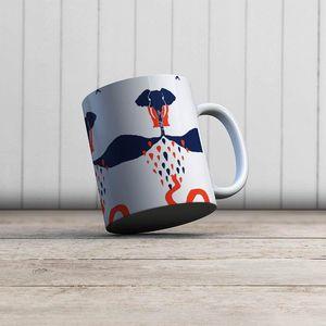 la Magie dans l'Image - mug l'éléphant - Mug