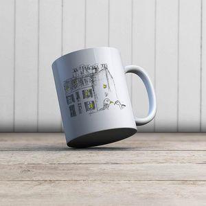 la Magie dans l'Image - mug pigeon - Mug