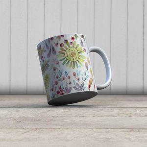 la Magie dans l'Image - mug prairie - Mug