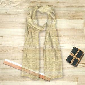la Magie dans l'Image - foulard anis jaune foncé - Foulard Carré