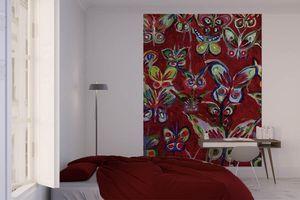 la Magie dans l'Image - grande fresque murale les âmes - Papier Peint Panoramique