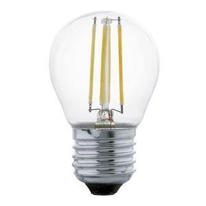EGLO - ampoule led e27 4w/30w 2700k 350lm - Ampoule Led