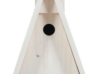 ZOLUX - nichoir en bois noisette - Maison D'oiseau