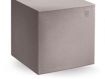 Lyxo by Veca - home fitting cubo - Table Basse De Jardin
