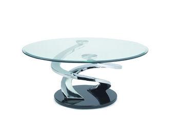 EDA  Concept - tornade - Table Basse Ronde