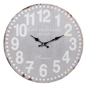 Maisons du monde - café de paris - Horloge Murale