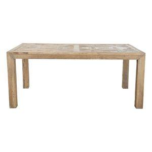 MAISONS DU MONDE - bruges - Table De Repas Rectangulaire
