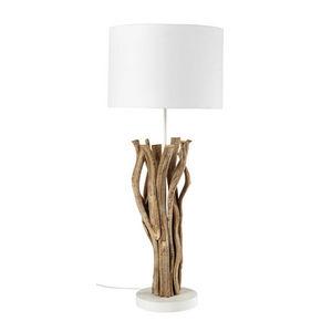Maisons du monde - islande - Lampe À Poser
