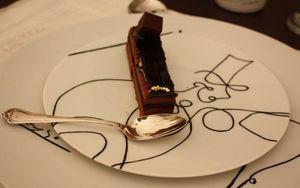 MARC DE LADOUCETTE PARIS - cheval et dompteur - Assiette À Dessert