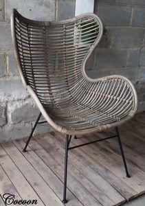 Mathi Design - cocoon - Chaise De Jardin
