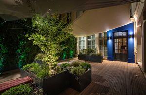 IMAGE'IN by ATELIER SO GREEN - bacs image'in sur mesure en fibre-ciment - Jardinière