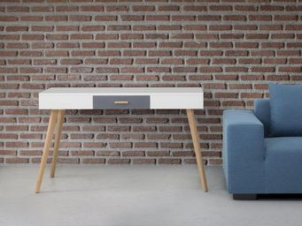 BELIANI - table de bureau - Console