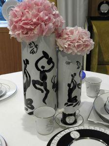 MARC DE LADOUCETTE PARIS -  - Vase À Fleurs