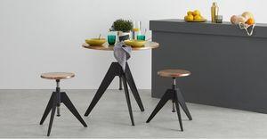 MADE -  - Table De Repas Ronde