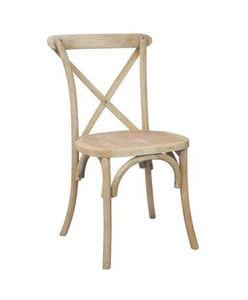 DECO PRIVE - bistrot - Chaise