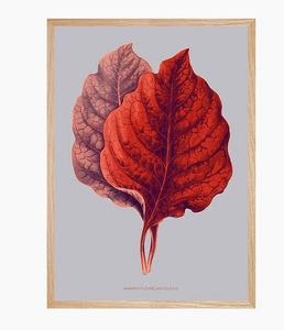 PARADISIO IMAGINARIUM - amarantus - Impression D'art