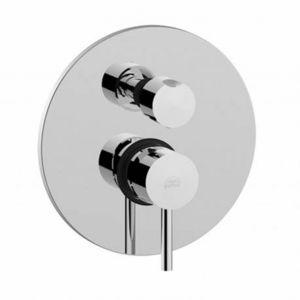 PAFFONI - stick mitigeur de douche encastré avec 3 sorties (sk019cr) - Autres Divers Salle De Bains