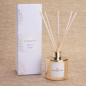LA SAVONNERIE ROYALE - poudre de riz__ - Diffuseur De Parfum