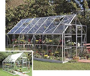 Halls Garden Products -  - Serre